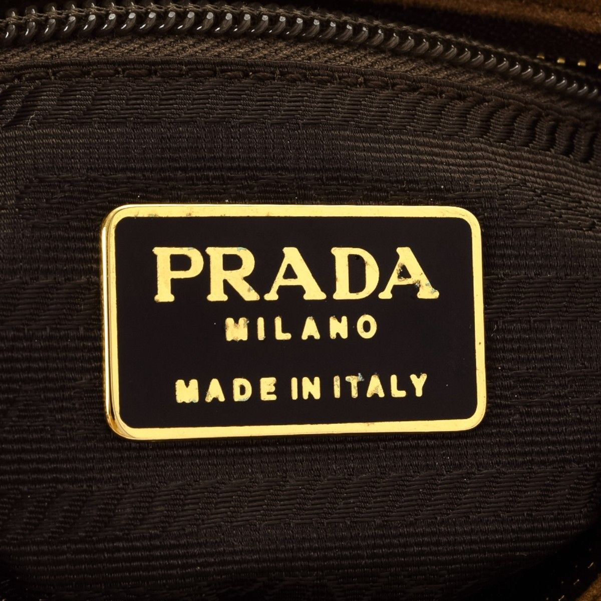 Chain Strap Shoulder Bag. LXRandCo guarantees this is an authentic vintage  Prada Chain Strap shoulder bag. This iconic shoulder bag was crafted in  suede ... db24ede69dbba