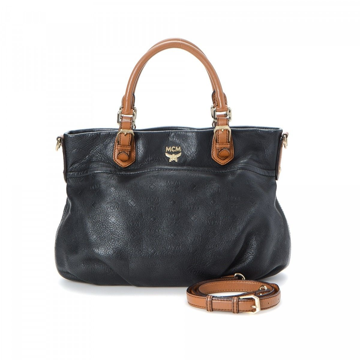 MCM Pre-owned - Leather bag 6qMRvcxz