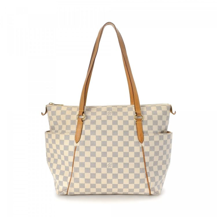 28c4af9952c2 Louis Vuitton Totally MM Monogram Coated Canvas - LXRandCo - Pre ...