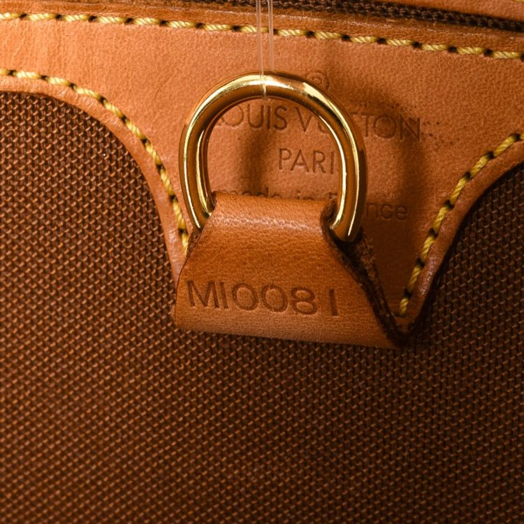 3ac9d68ee35a Authentic Louis Vuitton Monogram Ellipse Backpack ✓ The Backpack Pro