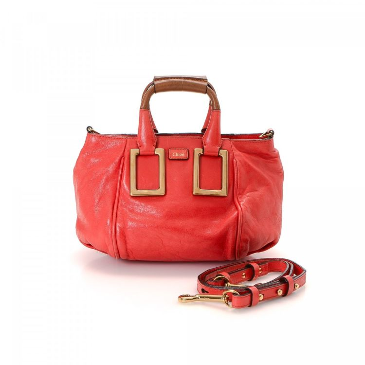 9431c9fc37 Chloé Ethel Leather - LXRandCo - Pre-Owned Luxury Vintage