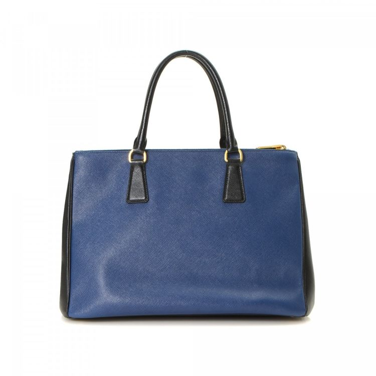 dba4d15a32a4 ... cheapest lxrandco guarantees this is an authentic vintage prada double  zip tote. this luxurious bag