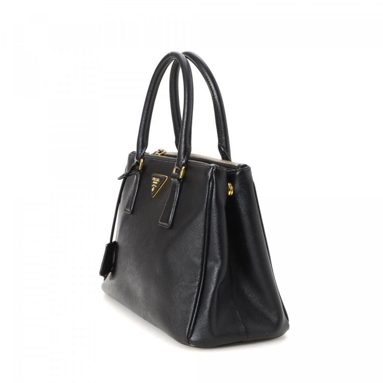 db66153801 ... store the authenticity of this vintage prada galleria bag handbag is  guaranteed by lxrandco. this