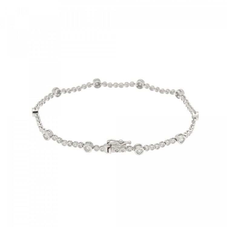 diamond bracelets forever thomas image amp together bracelet silver bangles sabo