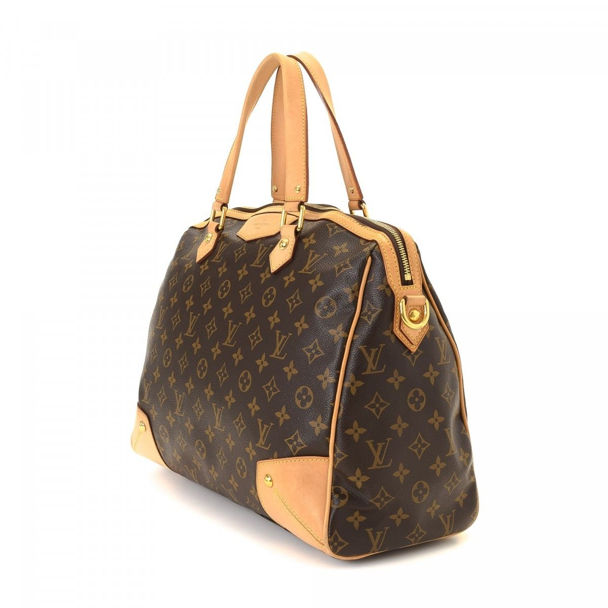 f0eb59794a9b Louis Vuitton Retiro GM Monogram Coated Canvas - LXRandCo - Pre ...