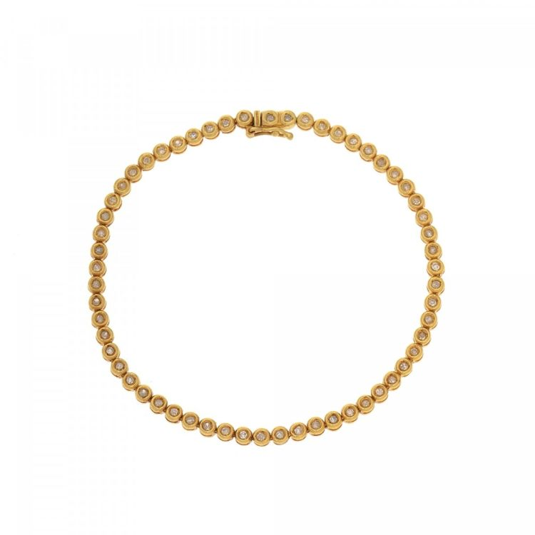 beverly bracelet mom boxchain after products dreams beautiful round ashecoin gold flat dahlilah all