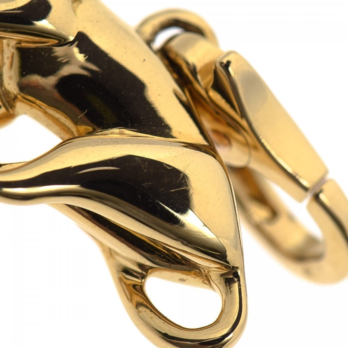 Cartier panther charm 18k gold lxrandco pre owned luxury vintage cartier panther charm mozeypictures Image collections