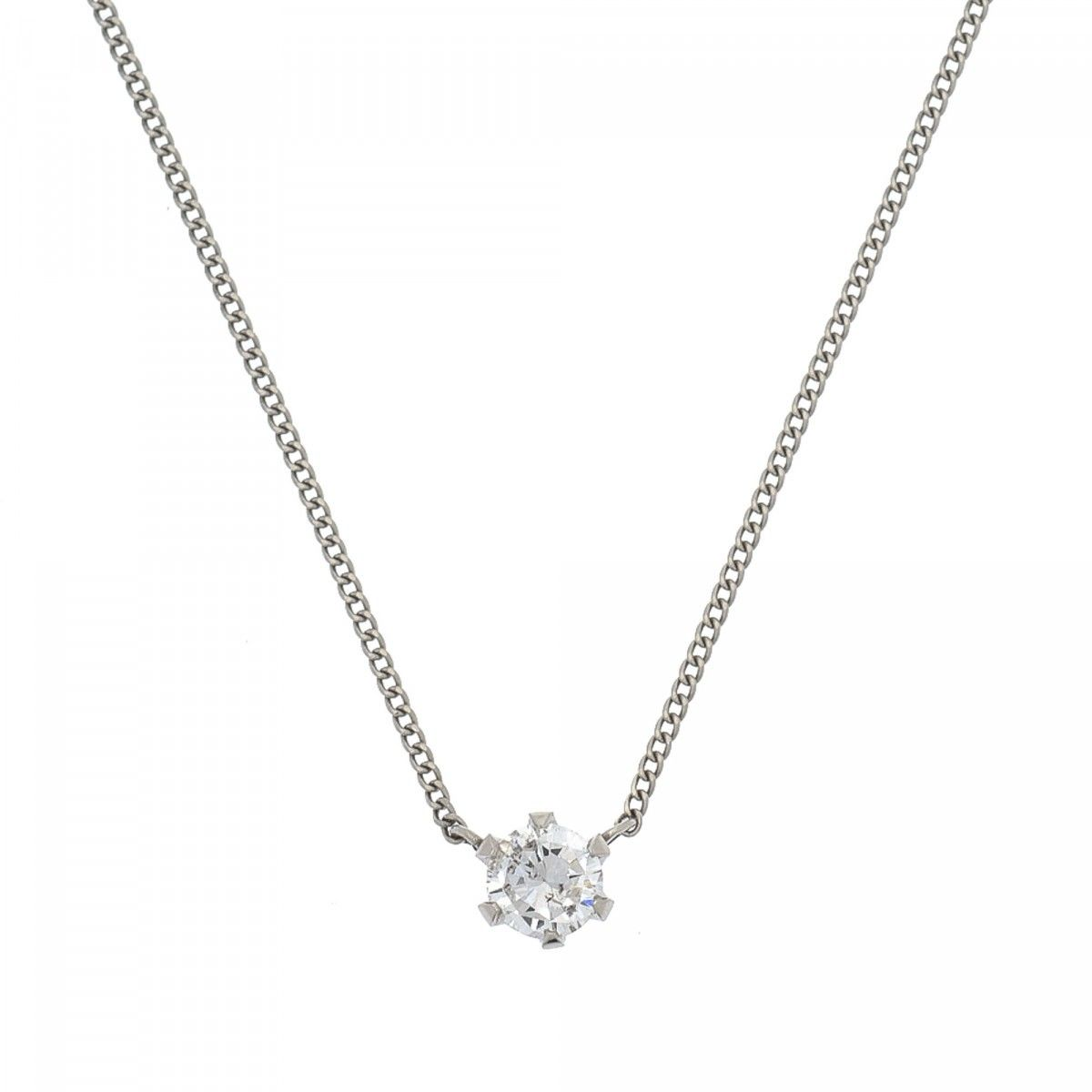 heart jewelers chopard diamond happy charles cj of products necklace estate sport pendant