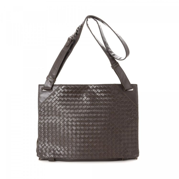 75364c61ce Bottega Veneta Intrecciato Shoulder Bag Intrecciato Leather ...