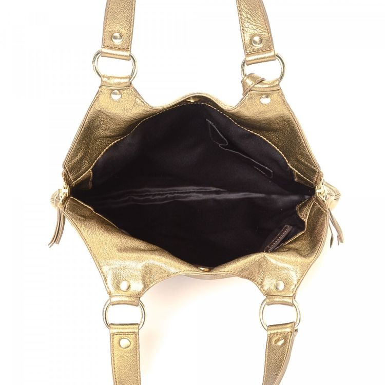 3b3a5957a1 ... guarantees this is an authentic vintage Yves Saint Laurent handbag.  Crafted in leather