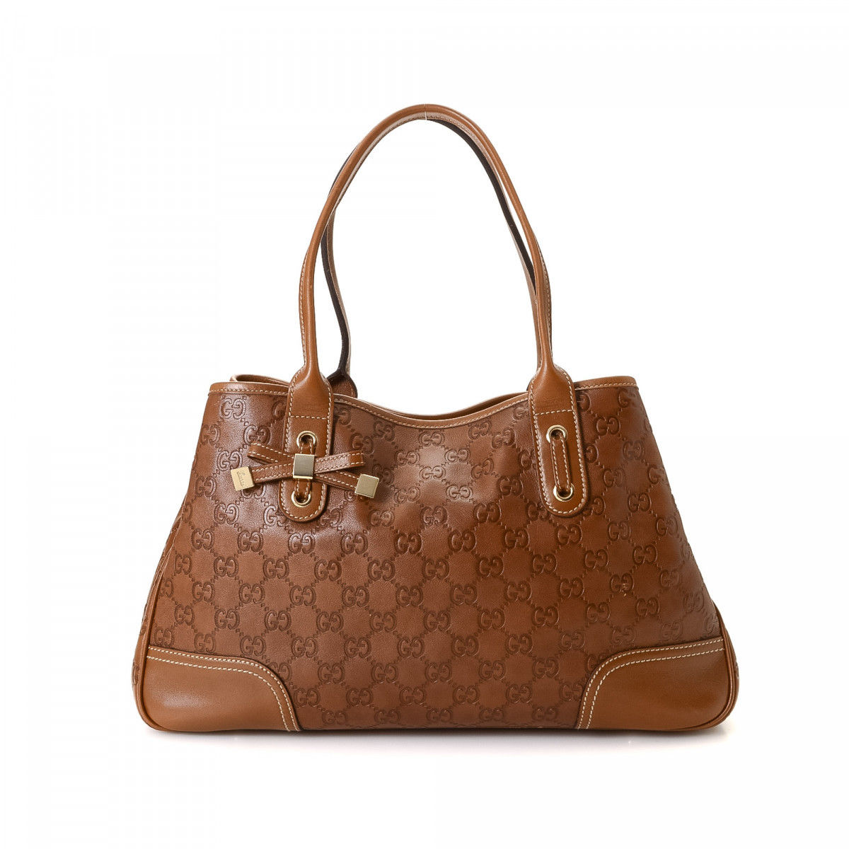 763d049d5 Gucci Guccissima Princy Shoulder Bag Guccissima Leather - LXRandCo ...