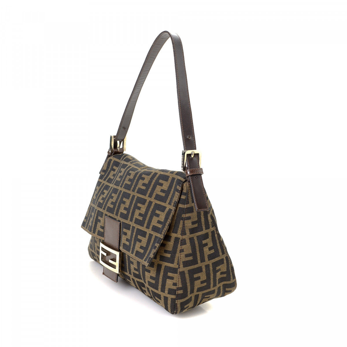 19e4ce29a724 Fendi Mamma Baguette. LXRandCo guarantees the authenticity of this vintage  Fendi Mamma Baguette shoulder bag.