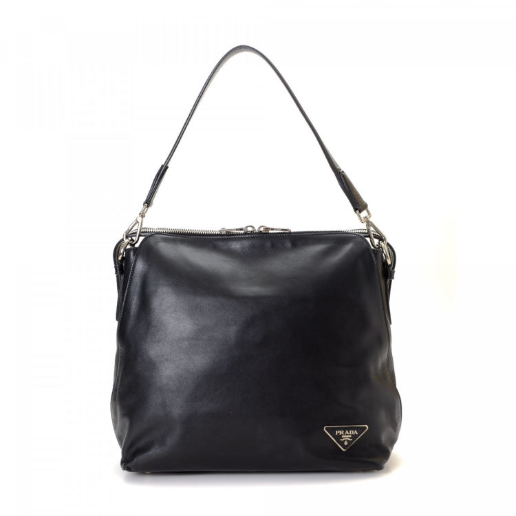 cd3ca6f4e6cf ... france the authenticity of this vintage prada hobo bag shoulder bag is  guaranteed by lxrandco. ...