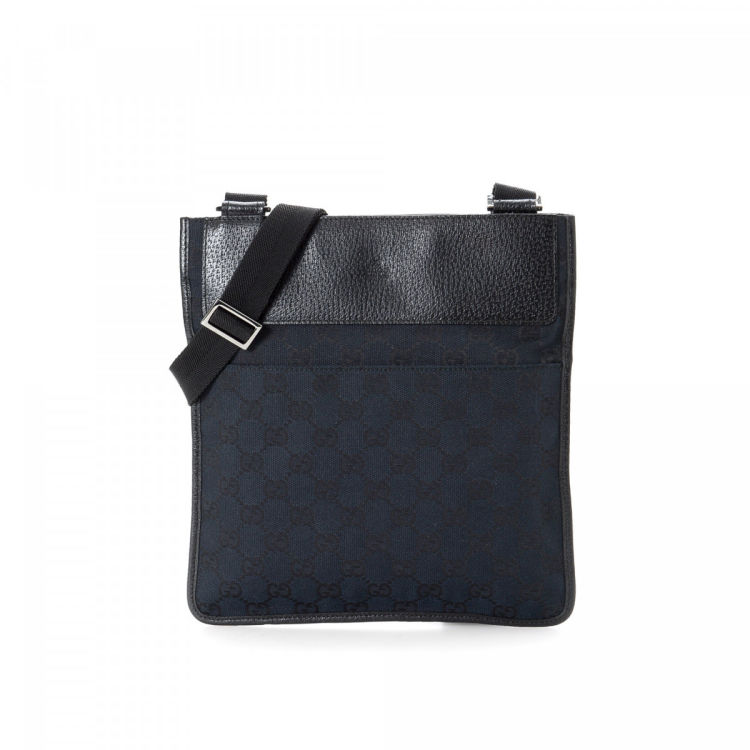 c9d3517cfa3 Navy Blue Canvas Crossbody Bags - Best Picture Of Blue Imageve.Org