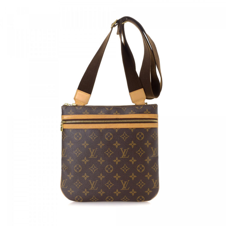 5fb5cb5d560b ... is in store at Lord   Taylor Rochester. LXRandCo guarantees this is an authentic  vintage Louis Vuitton Pochette Bosphore messenger   crossbody bag.
