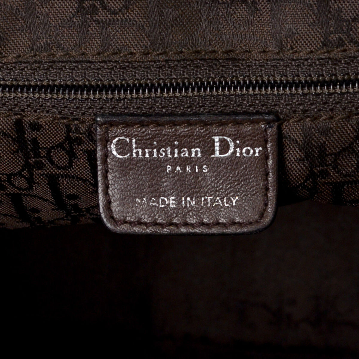 Dior Gaucho Double Saddle Bag Patent leather - LXRandCo - Pre-Owned ... 025f00e64a115
