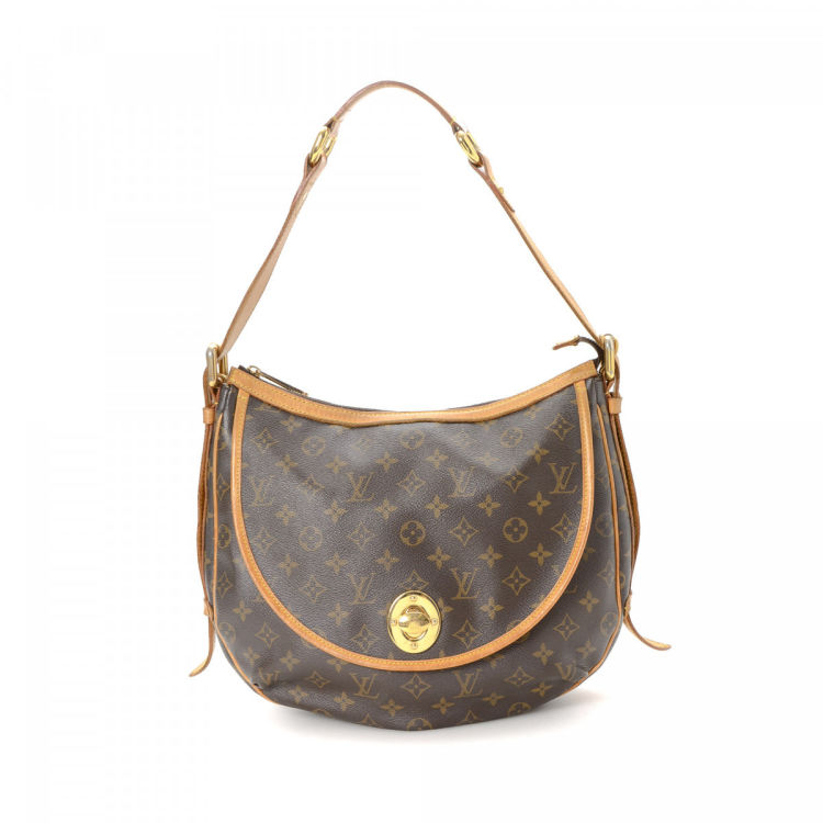 3005505364f8 Louis Vuitton Tulum GM Monogram Coated Canvas - LXRandCo - Pre-Owned ...